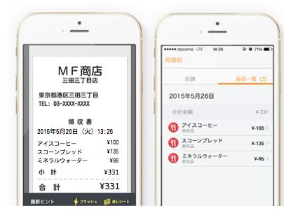 マネーフォワードアプリ